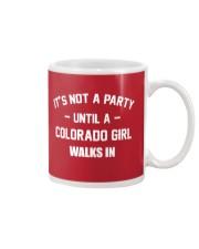 COLORADO GIRL Mug thumbnail