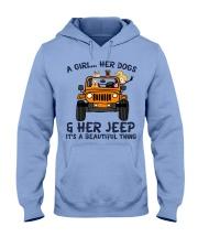 HZ189656  Hooded Sweatshirt front