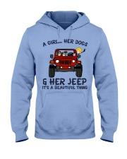 HZ191212  Hooded Sweatshirt front