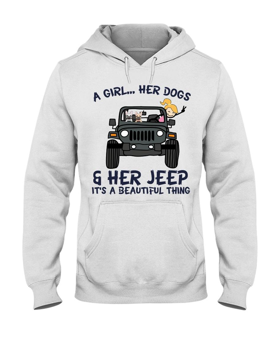 HZ187947-1 Hooded Sweatshirt