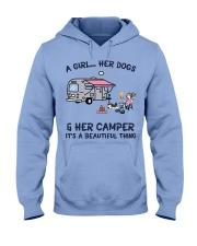 HZ182044  Hooded Sweatshirt front
