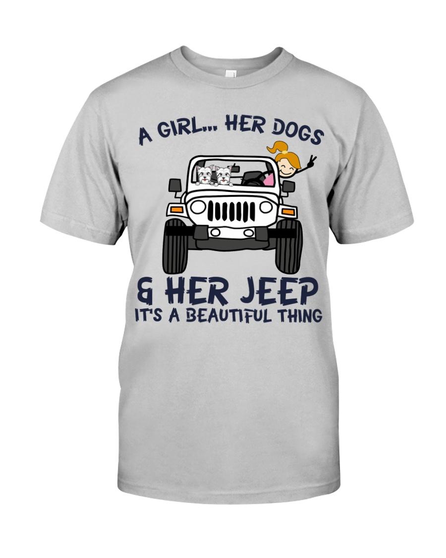 HZ186909-3 Classic T-Shirt