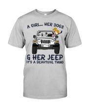 HZ186909-3 Classic T-Shirt front