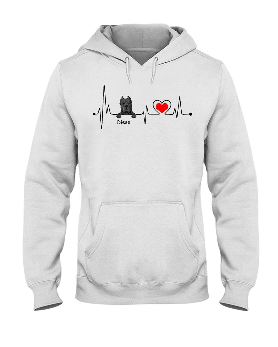 HZ187947-2 Hooded Sweatshirt