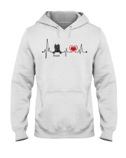 HZ187947-2 Hooded Sweatshirt front