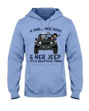 HZ187908  Hooded Sweatshirt front