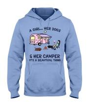 HZ189792-1 Hooded Sweatshirt front