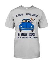 HZ190680  Classic T-Shirt front