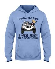 HZ195680  Hooded Sweatshirt front