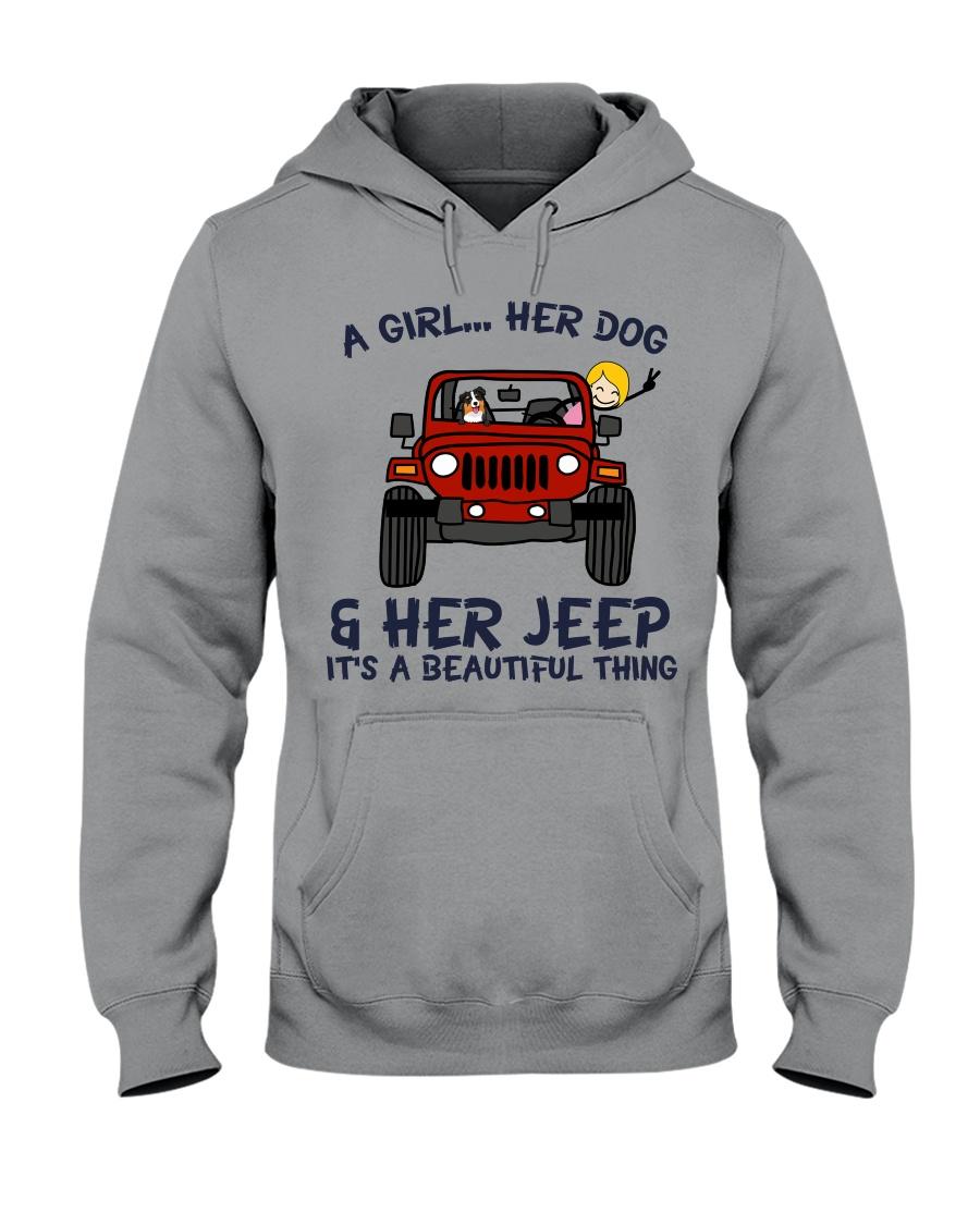 HZ190804  Hooded Sweatshirt
