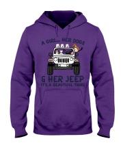 HZ187022  Hooded Sweatshirt front