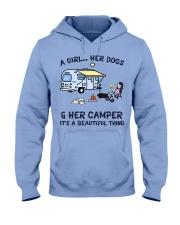 HZ176026-1 Hooded Sweatshirt front