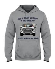 HZ572857 Hooded Sweatshirt front