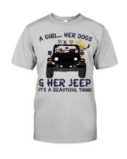 HZ190380  Classic T-Shirt front