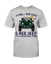 HZ187143  Classic T-Shirt front
