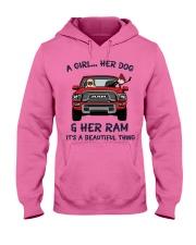 HZ306296  Hooded Sweatshirt front