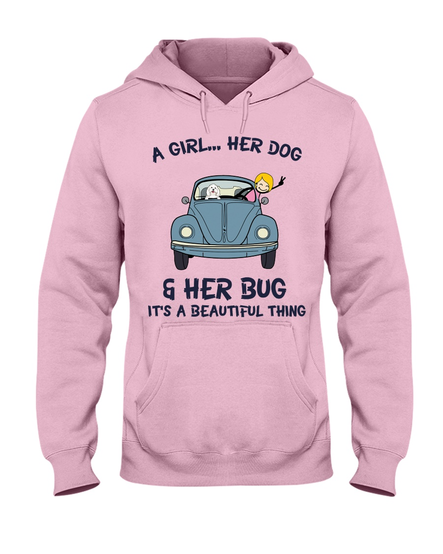 HZ190337  Hooded Sweatshirt