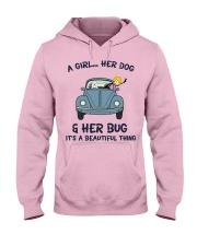 HZ190337  Hooded Sweatshirt front