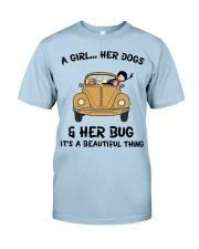 HZ200236  Classic T-Shirt front