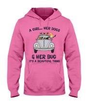 HZ189749-2 Hooded Sweatshirt front