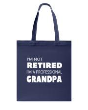 Retirement Gifts for Grandpa Grandfather Tote Bag thumbnail