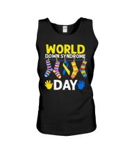 World Down Syndrome Day Unisex Tank thumbnail