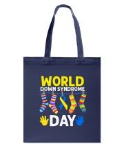 World Down Syndrome Day Tote Bag thumbnail