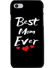 Best Mom Ever Mothers Day T-Shirt Gifts for Mom Phone Case tile