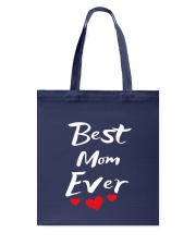 Best Mom Ever Mothers Day T-Shirt Gifts for Mom Tote Bag thumbnail
