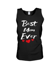 Best Mom Ever Mothers Day T-Shirt Gifts for Mom Unisex Tank tile