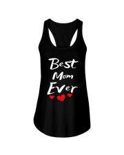Best Mom Ever Mothers Day T-Shirt Gifts for Mom Ladies Flowy Tank tile