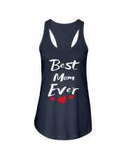 Best Mom Ever Mothers Day T-Shirt Gifts for Mom Ladies Flowy Tank front