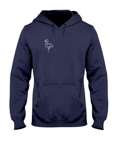 Flamingos Shirts Hoodie