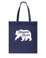 Mama bear Tote Bag thumbnail