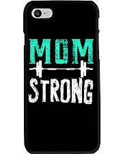 Strong Mom Phone Case tile