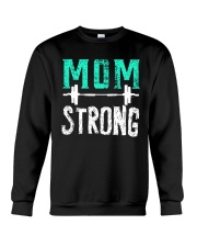 Strong Mom Crewneck Sweatshirt thumbnail
