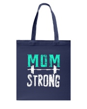 Strong Mom Tote Bag tile
