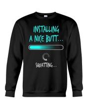 Installing A Nice Butt Crewneck Sweatshirt thumbnail