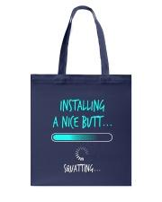 Installing A Nice Butt Tote Bag thumbnail