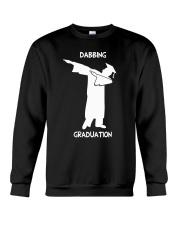 Dabbing Graduation Crewneck Sweatshirt thumbnail