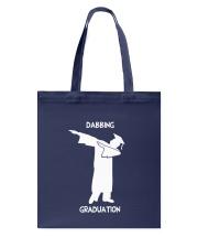 Dabbing Graduation Tote Bag thumbnail