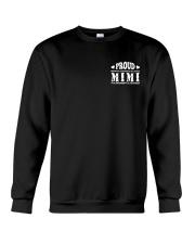 I AM A PROUD MIMI 1 Crewneck Sweatshirt thumbnail