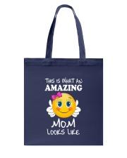 Amazing Mom Looks Like Tote Bag thumbnail
