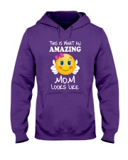 Amazing Mom Looks Like Hooded Sweatshirt thumbnail