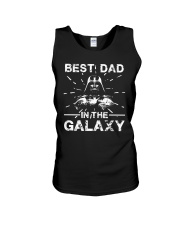 Best Dad In The Galaxy Shirt Unisex Tank thumbnail