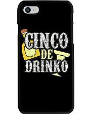 Funny Cinco de Mayo Drinko Celebration Phone Case thumbnail