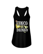 Funny Cinco de Mayo Drinko Celebration Ladies Flowy Tank thumbnail
