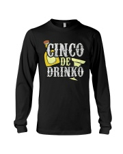 Funny Cinco de Mayo Drinko Celebration Long Sleeve Tee thumbnail