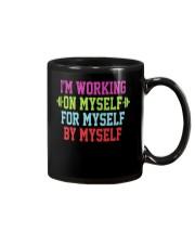 Working On Myself Mug thumbnail