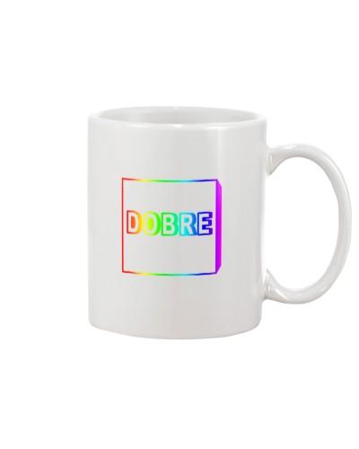 Dobre Rainbow Logo Shirt Hoodie